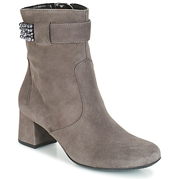 Shoes Women Ankle boots Ara GESPIRINO Grey