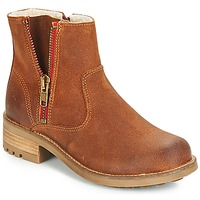Shoes Girl Mid boots Bullboxer LUNA Tann