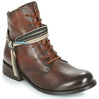 Shoes Women Mid boots Felmini SANTIAGO Brown