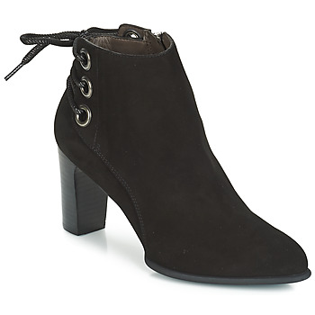 Shoes Women Ankle boots Perlato OERAD Black