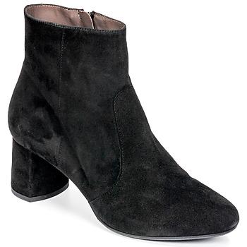 Shoes Women Ankle boots Perlato JERANA Cam / Black