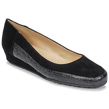 Shoes Women Ballerinas Perlato TRASA Cam / Black