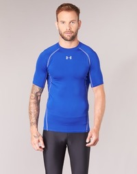 material Men short-sleeved t-shirts Under Armour UA HG ARMOUR SS COMPRESSION Blue