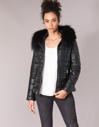 material Women Duffel coats Oakwood JELLY Black