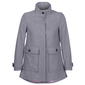material Women coats Benetton MARTINO Grey