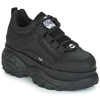 Shoes Women Low top trainers Buffalo NOUMERA Black
