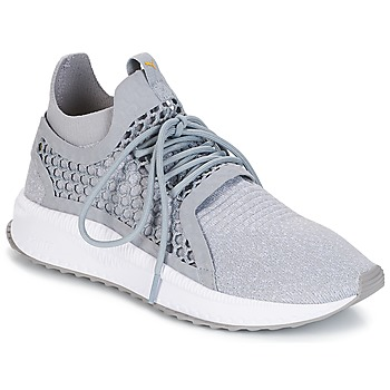 Shoes Men Low top trainers Puma TSUGI NETFIT V2 EVOKNIT.QU Grey