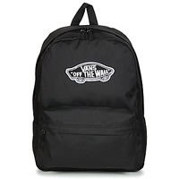 Bags Rucksacks Vans REALM BACKPACK Black