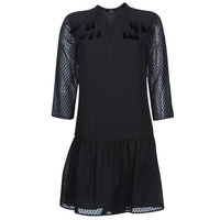 material Women Short Dresses One Step RODING Marine