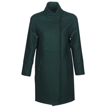 material Women coats One Step DENTZ Green