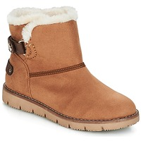 Shoes Women Mid boots Tom Tailor SIDYA Camel