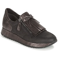 Shoes Women Low top trainers Tamaris DIVA Black