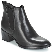Shoes Women Ankle boots Tamaris CARAD Black