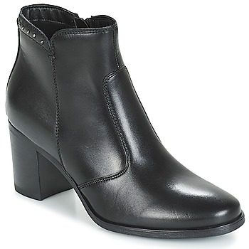Shoes Women Ankle boots Tamaris LODI Black