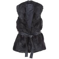 material Women Jackets / Blazers Kaporal CLINT Black