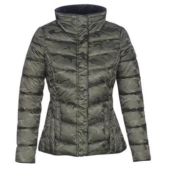 material Women Duffel coats Kaporal GLIT Kaki