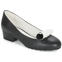 Shoes Women Ballerinas Lola Ramona ALICE Black / White