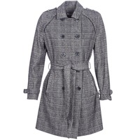 material Women Trench coats Naf Naf ABITAILORING Grey
