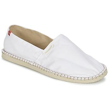 Shoes Espadrilles Havaianas ORIGINE II White