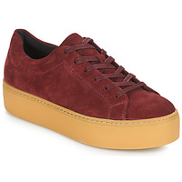 Shoes Women Low top trainers Vagabond JESSIE Bordeaux