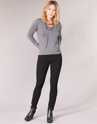 material Women slim jeans Replay LUZ Black / 098
