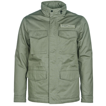 material Men Jackets / Blazers Replay YAROUTE Kaki