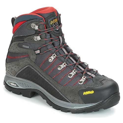 Shoes Men Hiking shoes Asolo DRIFTER EVO GV Black / Red