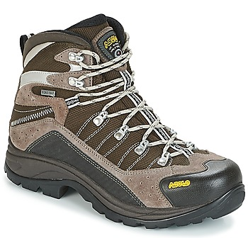 Shoes Men Hiking shoes Asolo DRIFTER EVO GV Brown / Grey