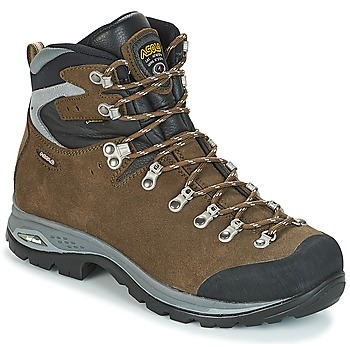 Shoes Men Hiking shoes Asolo GREENWOOD GV Brown / Black