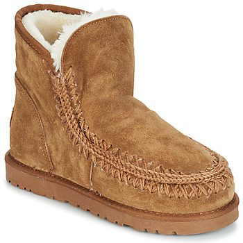 Shoes Women Mid boots Coolway ZOW Camel
