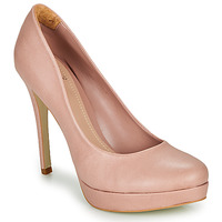 Shoes Women Court shoes Dumond ANTONIETA Brown / Nude