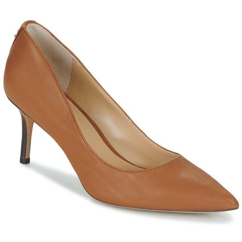 Shoes Women Court shoes Lauren Ralph Lauren LANETTE Camel