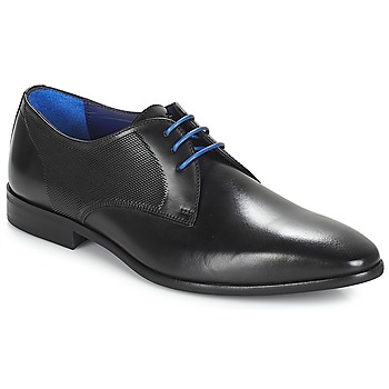 Shoes Men Derby shoes Azzaro VERDOL Black