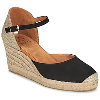 Shoes Women Sandals Unisa CACERES Black