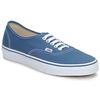 Shoes Low top trainers Vans AUTHENTIC Blue