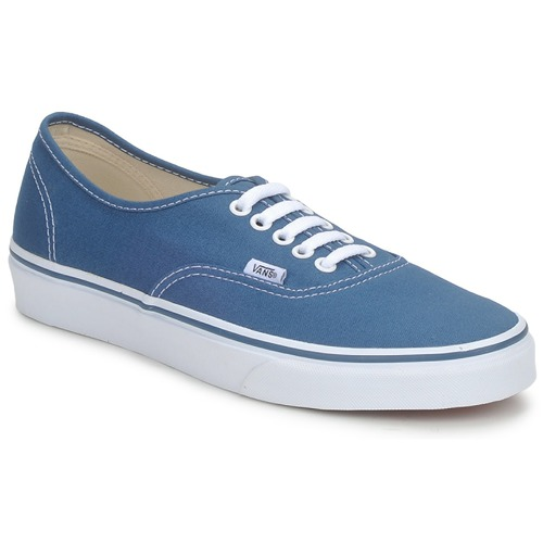 vans authentic blue