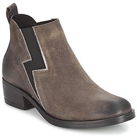 Shoes Women Mid boots PLDM by Palladium RIEMA CRT Grey