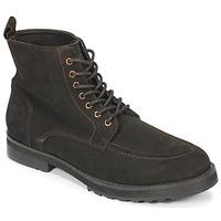 Shoes Men Mid boots PLDM by Palladium PARIO SUD Brown