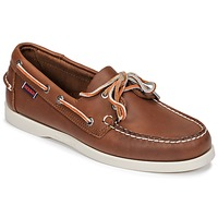 Shoes Men Boat shoes Sebago DOCKSIDES FGL Brown