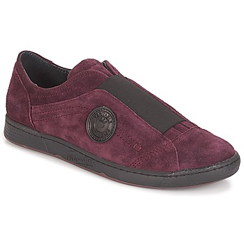 Shoes Women Slip ons Pataugas Jelly Aubergine
