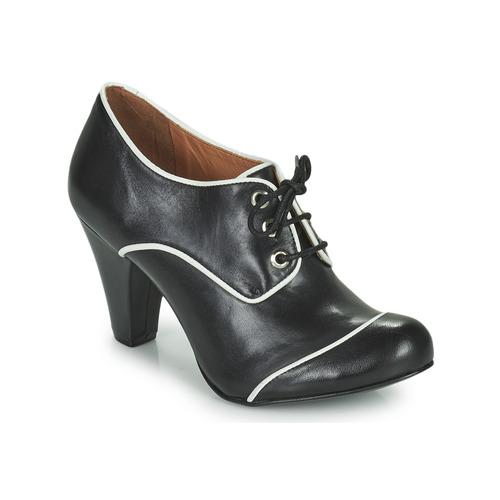 Shoes Women Derby shoes Cristofoli GRENATAS Black