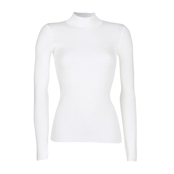 material Women jumpers Ikks RUNO White