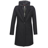 material Women coats Ikks AFTER Black