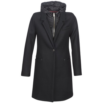material Women coats Ikks AFTER Black