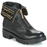 Shoes Women Mid boots Tosca Blu KIRUNA Black