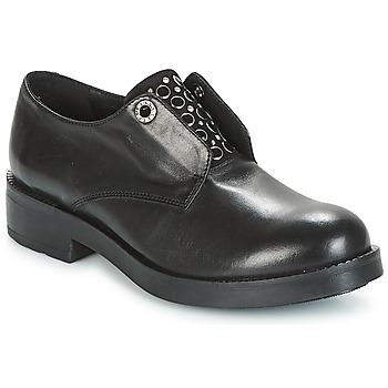 Shoes Women Derby shoes Tosca Blu FRASER Black