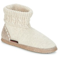 Shoes Women Slippers Giesswein FREIBURG Beige