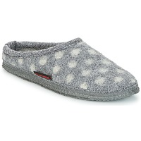 Shoes Women Slippers Giesswein NEUENSTEIN Grey
