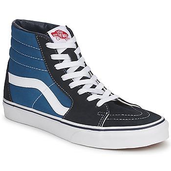 Shoes High top trainers Vans SK8 HI Blue