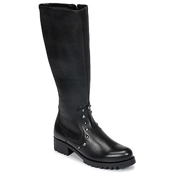 Shoes Women Boots Unisa IKERI Black
